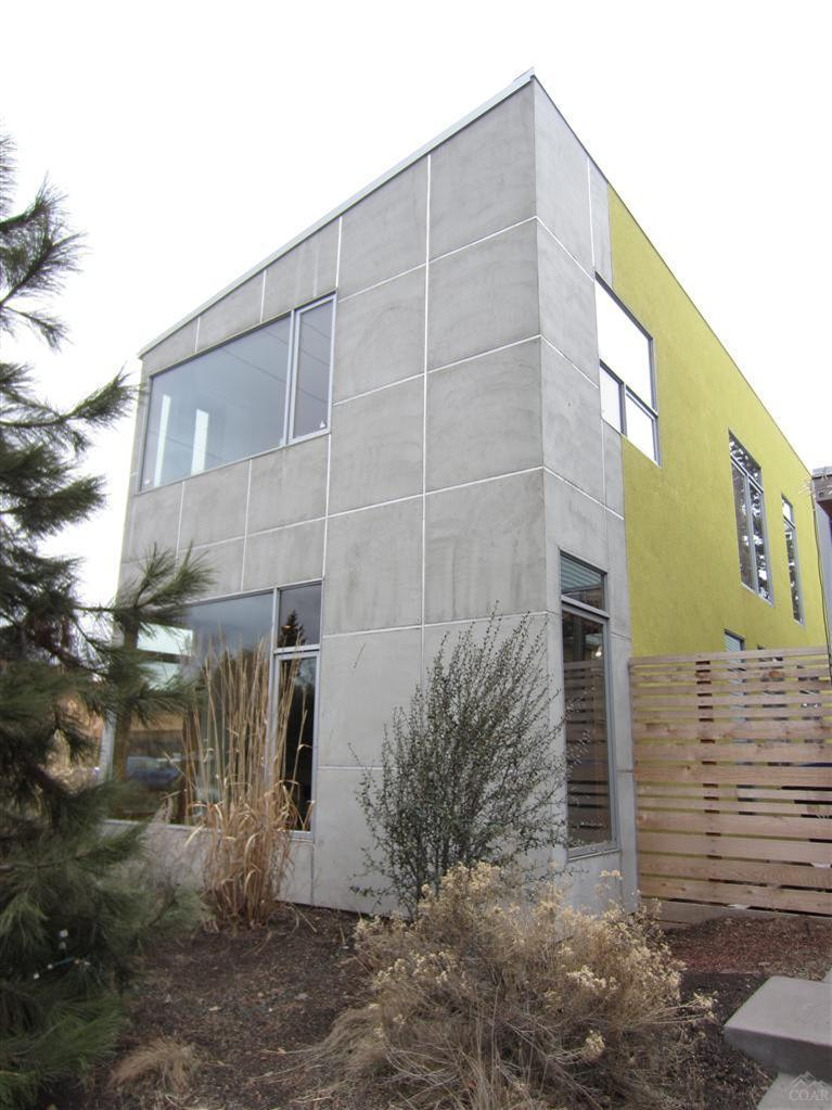 sold eco modern home for sale in bend oregon our bend